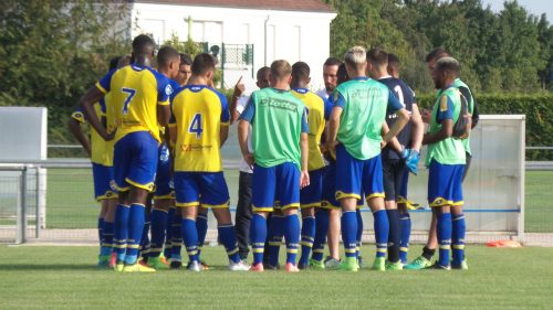 National 3 : AS Quetigny 1 – 3 FC Sochaux
