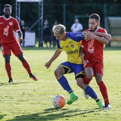 National 3 : FC Sochaux 2 – 0 SC Selongey