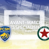 Sochaux – Red Star #AvantMatch